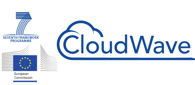 Logo CloudWave FP7 project