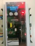 Electric panel's satellite module for load management